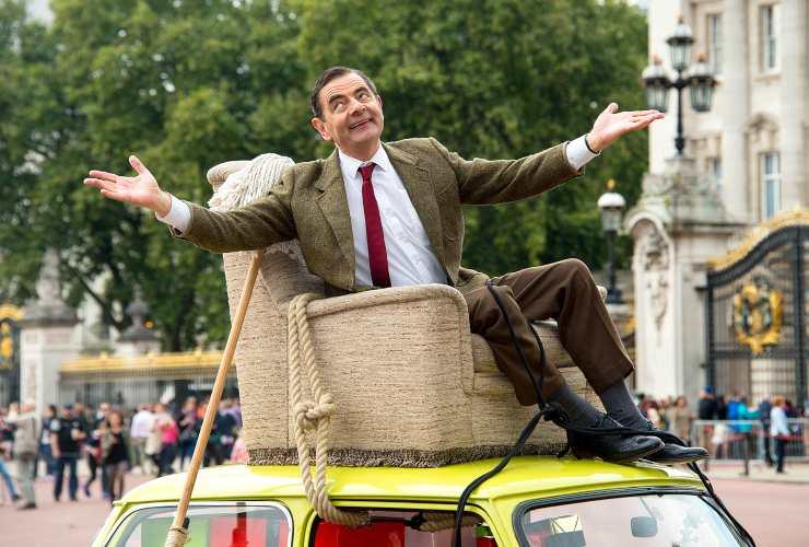 Mr Bean, Rowan Atkinson- Meteoweek.com
