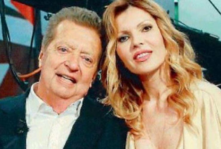 Cecchi Gori e Rita Rusic- Meteoweek.com