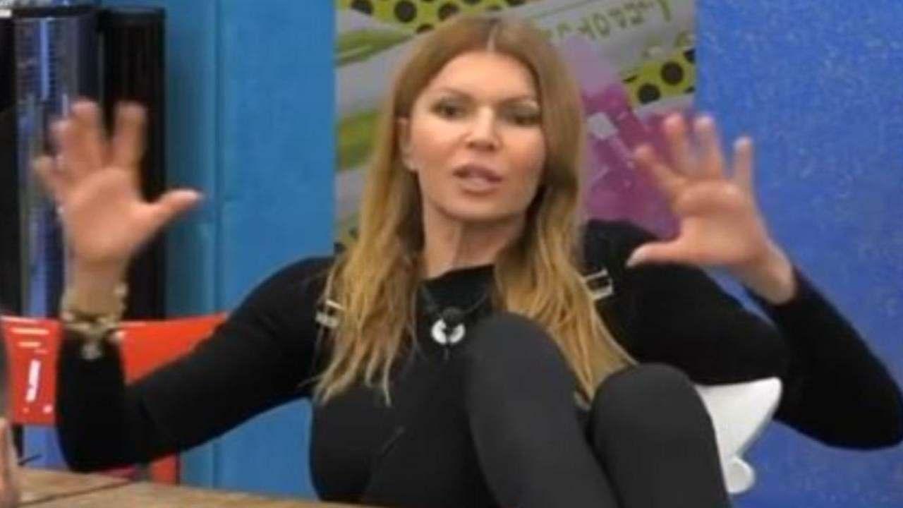 Rita Rusic vittima dei complotti al Grande Fratello Vip | An