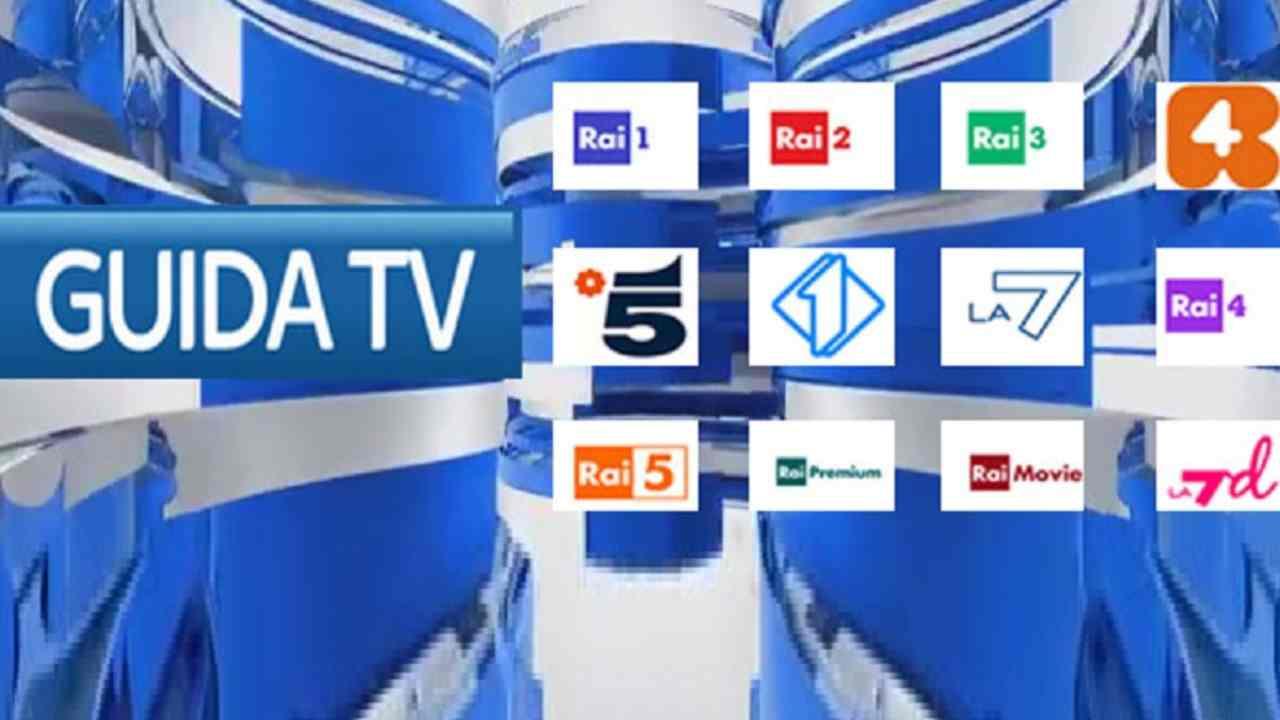 Programmi tv | Martedì 21 gennaio 2020 | Stasera in tv