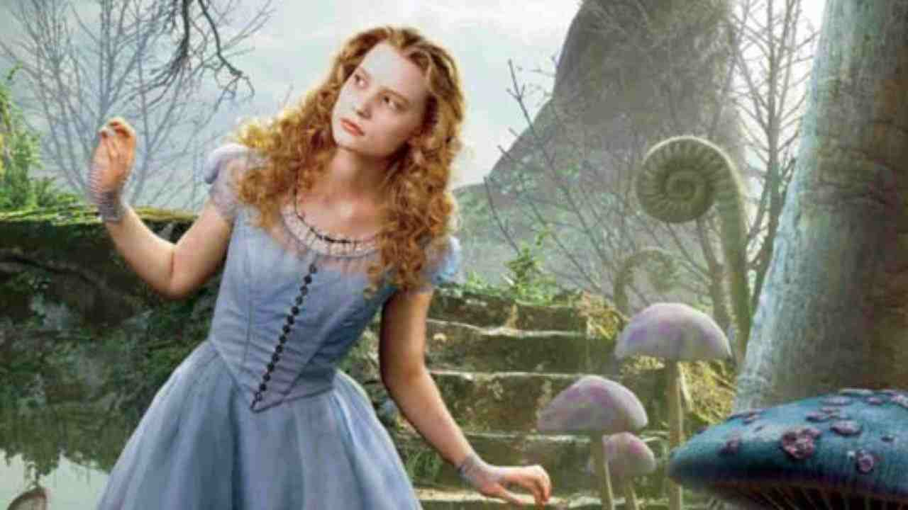 Stasera Tv 26 Febbraio | Italia 1 | Alice in Wonderland | Tr