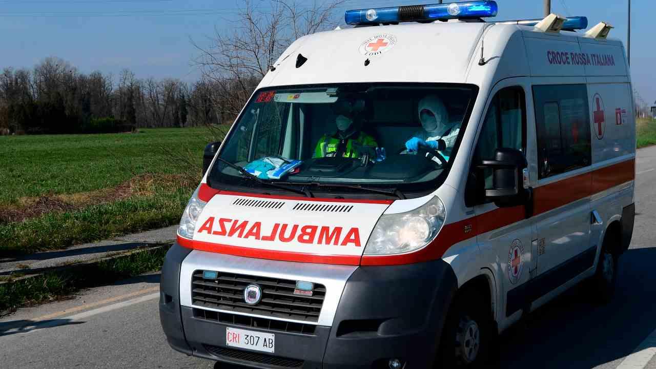 Bergamo, bimba investita da un suv: è in gravi condizioni