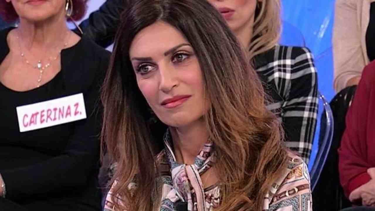 Barbara De Santi trono classico