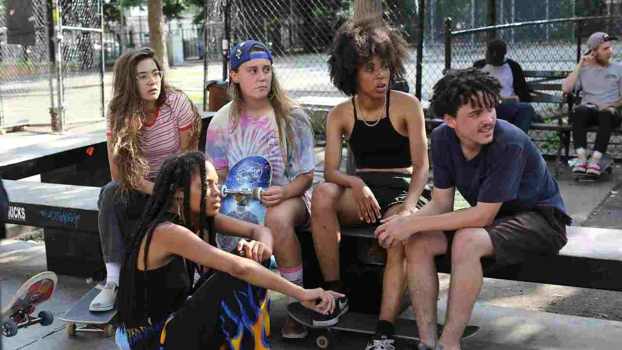 Betty | Il trailer della nuova commedia HBO sullo skateboard
