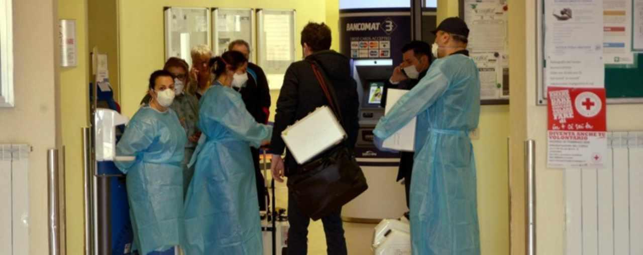 """Coronavirus: allarme per 50 mila lombardi: """"non uscite di ca"""