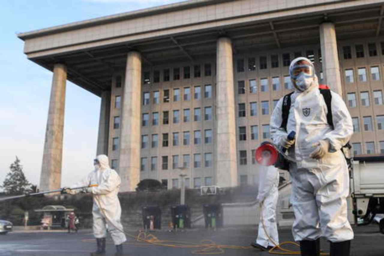 coronavirus altri morti corea del sud