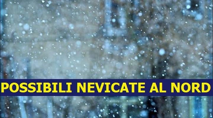Previsioni Meteo domani martedì 25 febbraio | possibili nevi