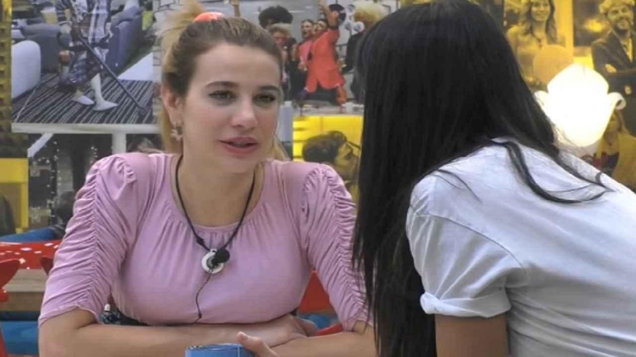 Clizia si confessa al GF Vip - meteoweek