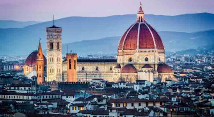 Meteo Firenze oggi martedì 25 febbraio: cieli coperti