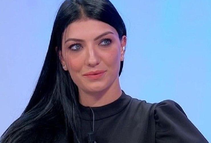 Giovanna Abate solo corteggiatori belli