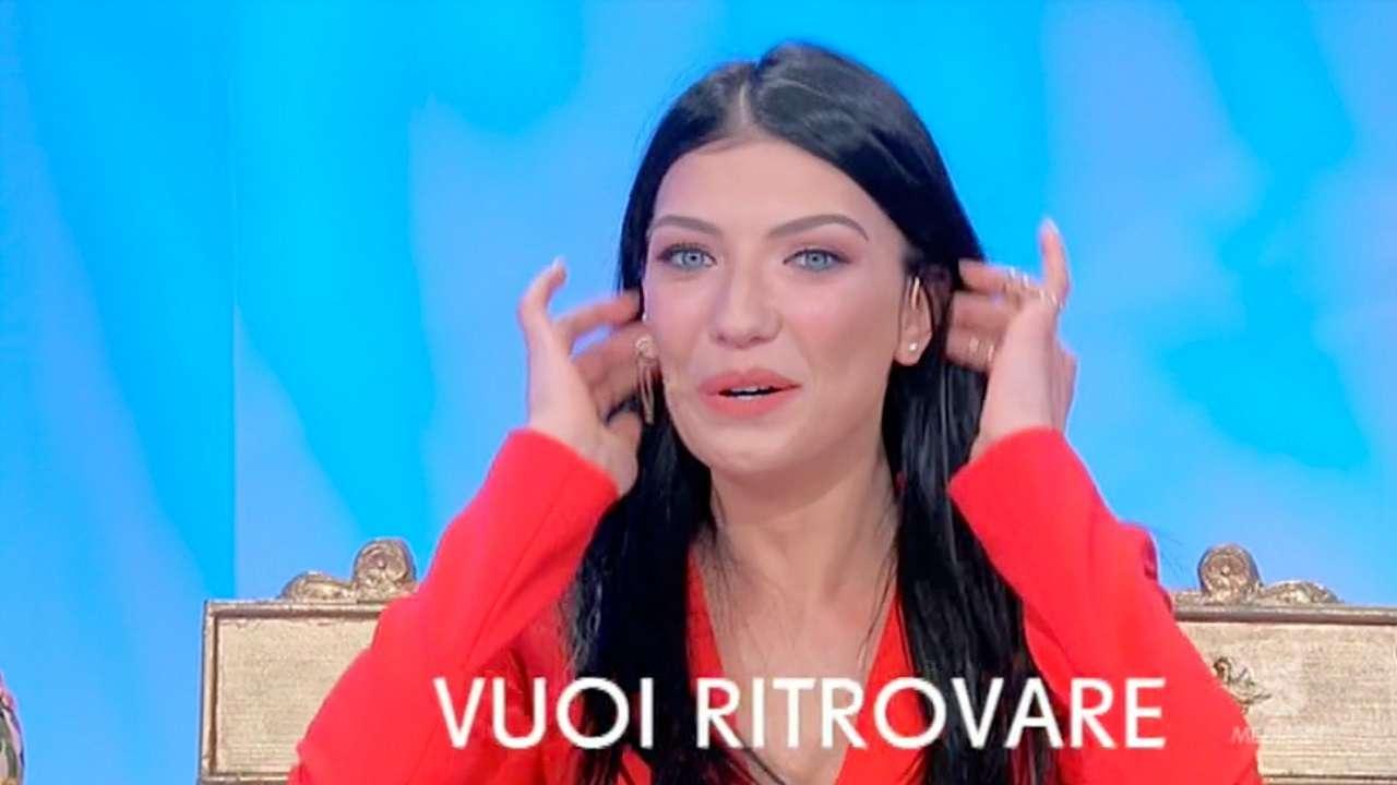 Giovanna Abate rivela la sua strategia a Uomini e Donne | Tr