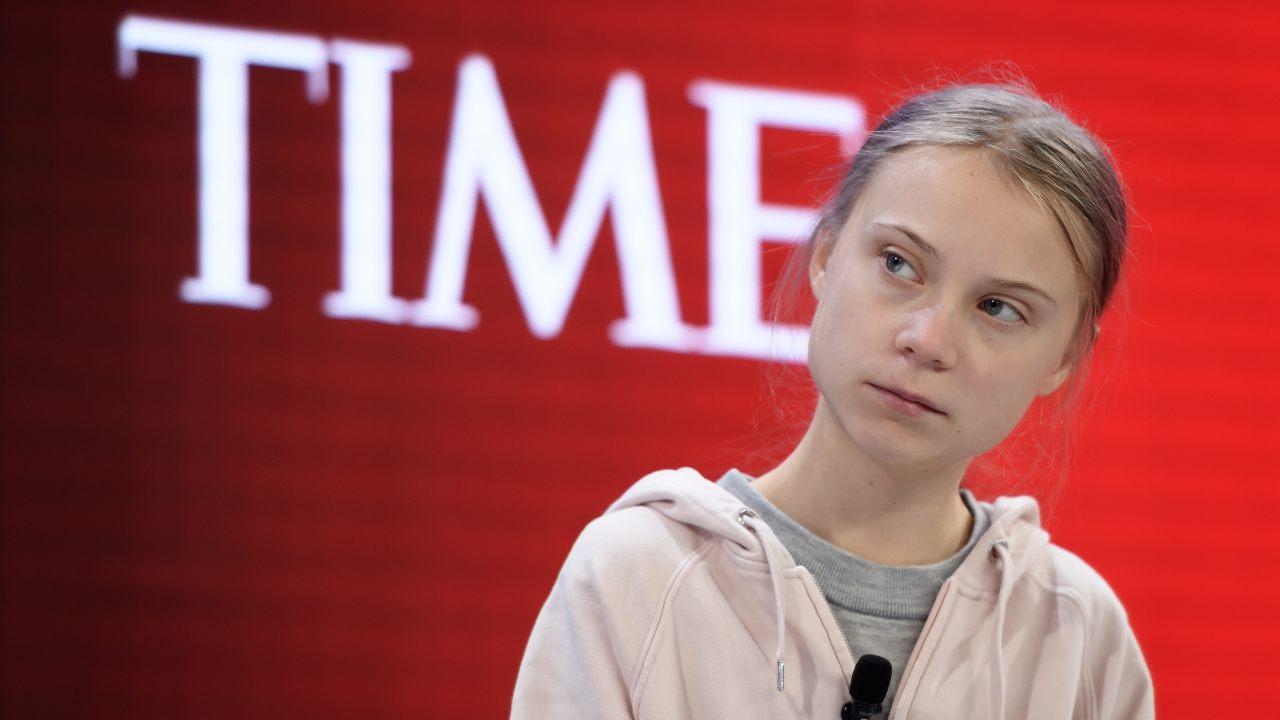 Greta Thunberg perde il nonno mentre è a Londra da Malala
