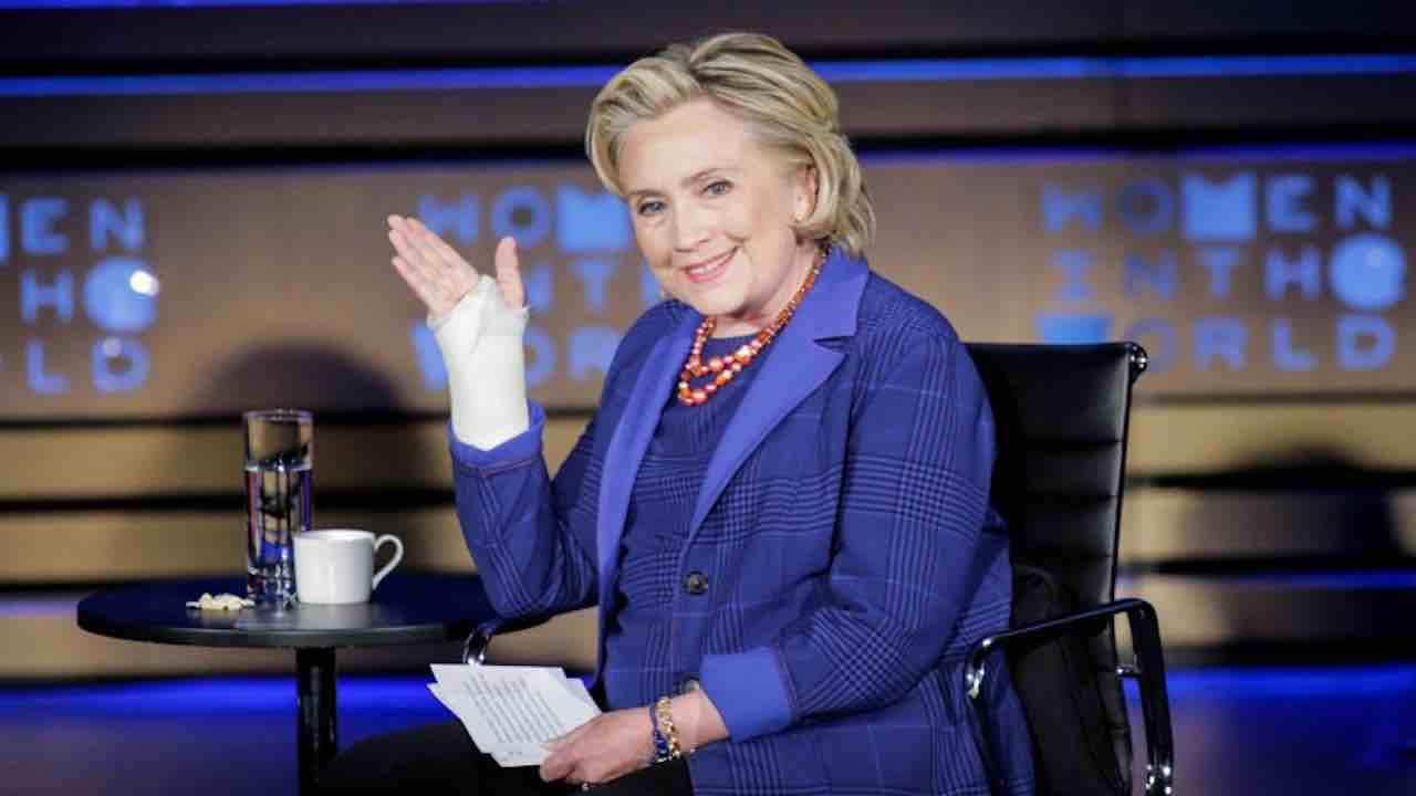 Hillary Clinton | l'ex first lady commenta la condanna di We