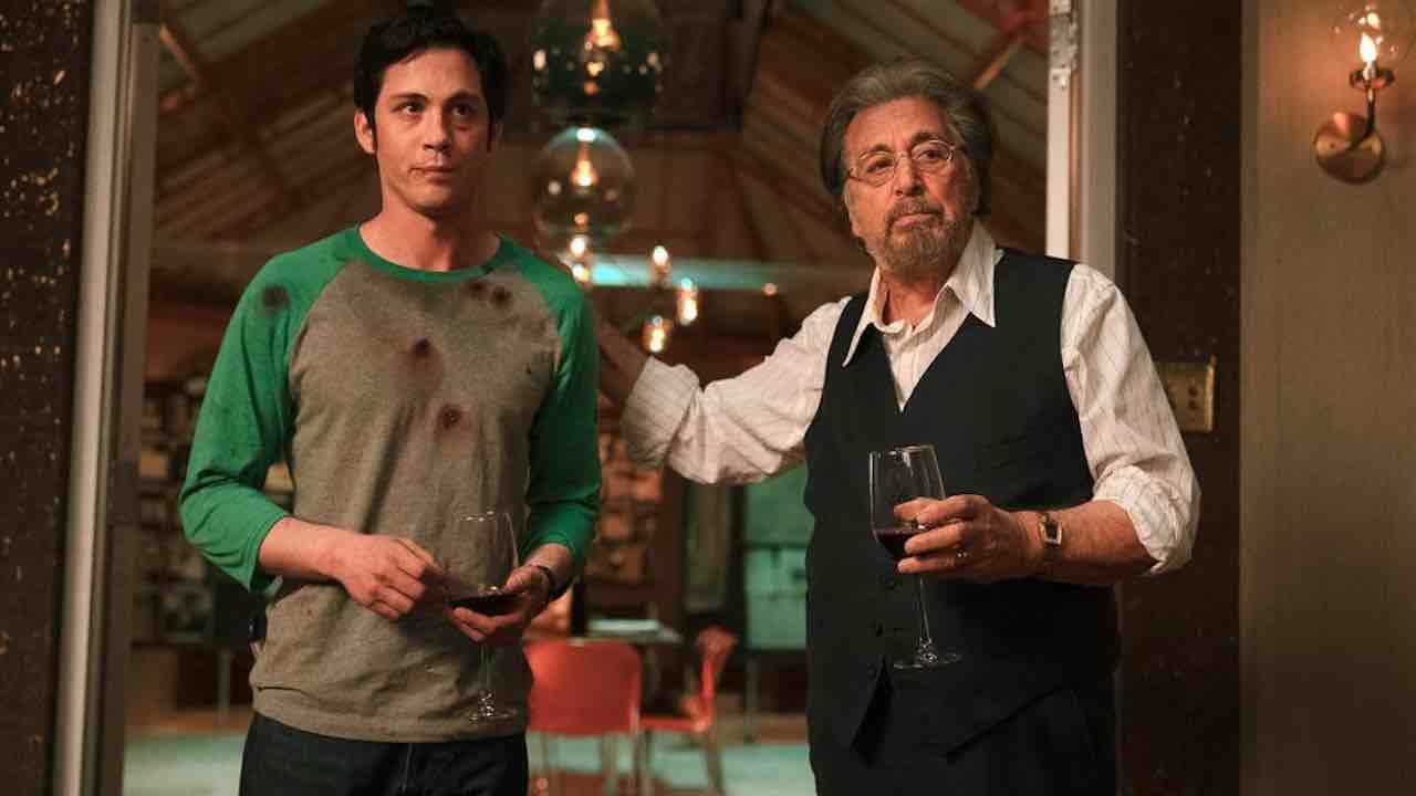 Hunters | la serie con Al Pacino critica dall'Auschwitz Memo
