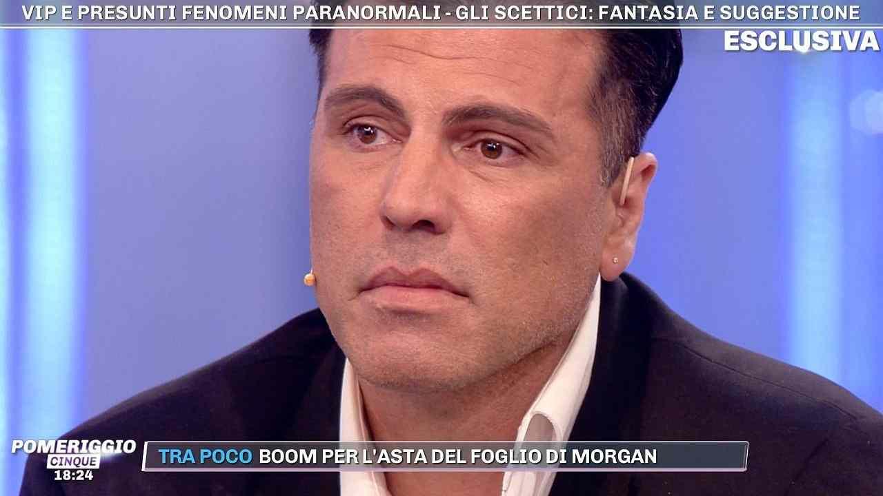 """Kamir Capuano piange da Barbara D'Urso e svela: """"Ho visto Ge"""
