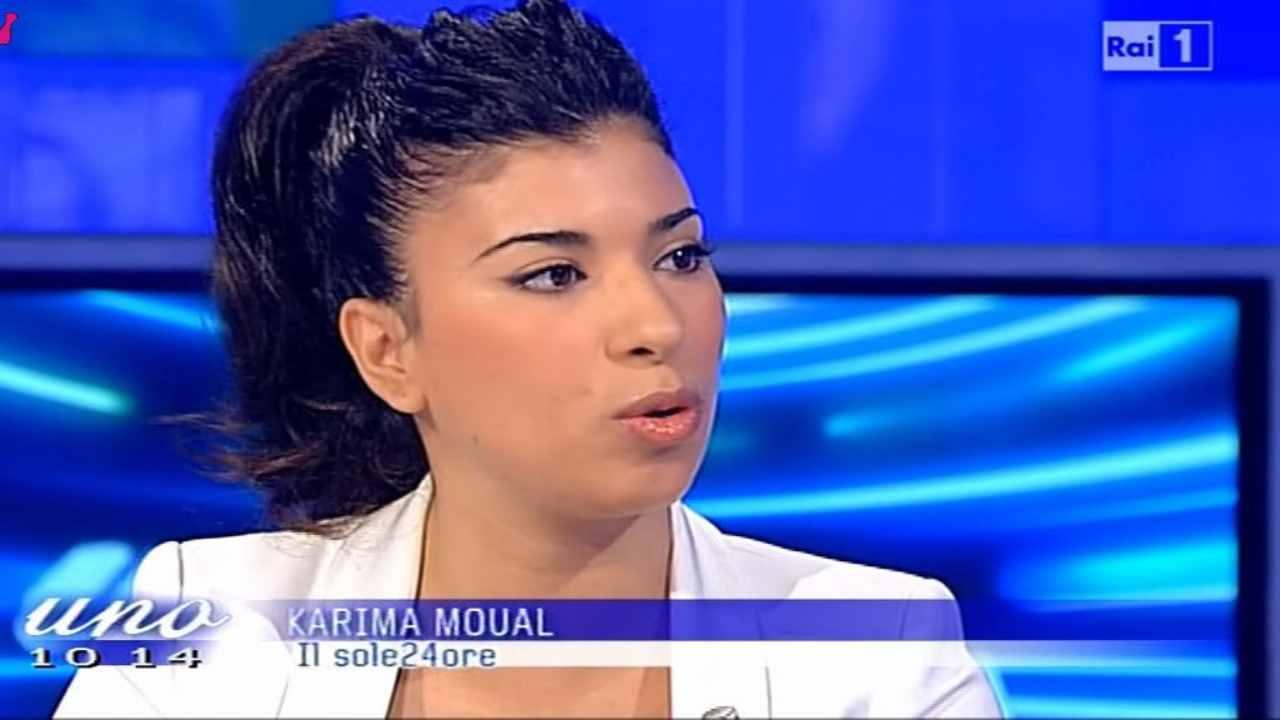 Karima Moual chi è | carriera e vita privata della giornalista - meteoweek