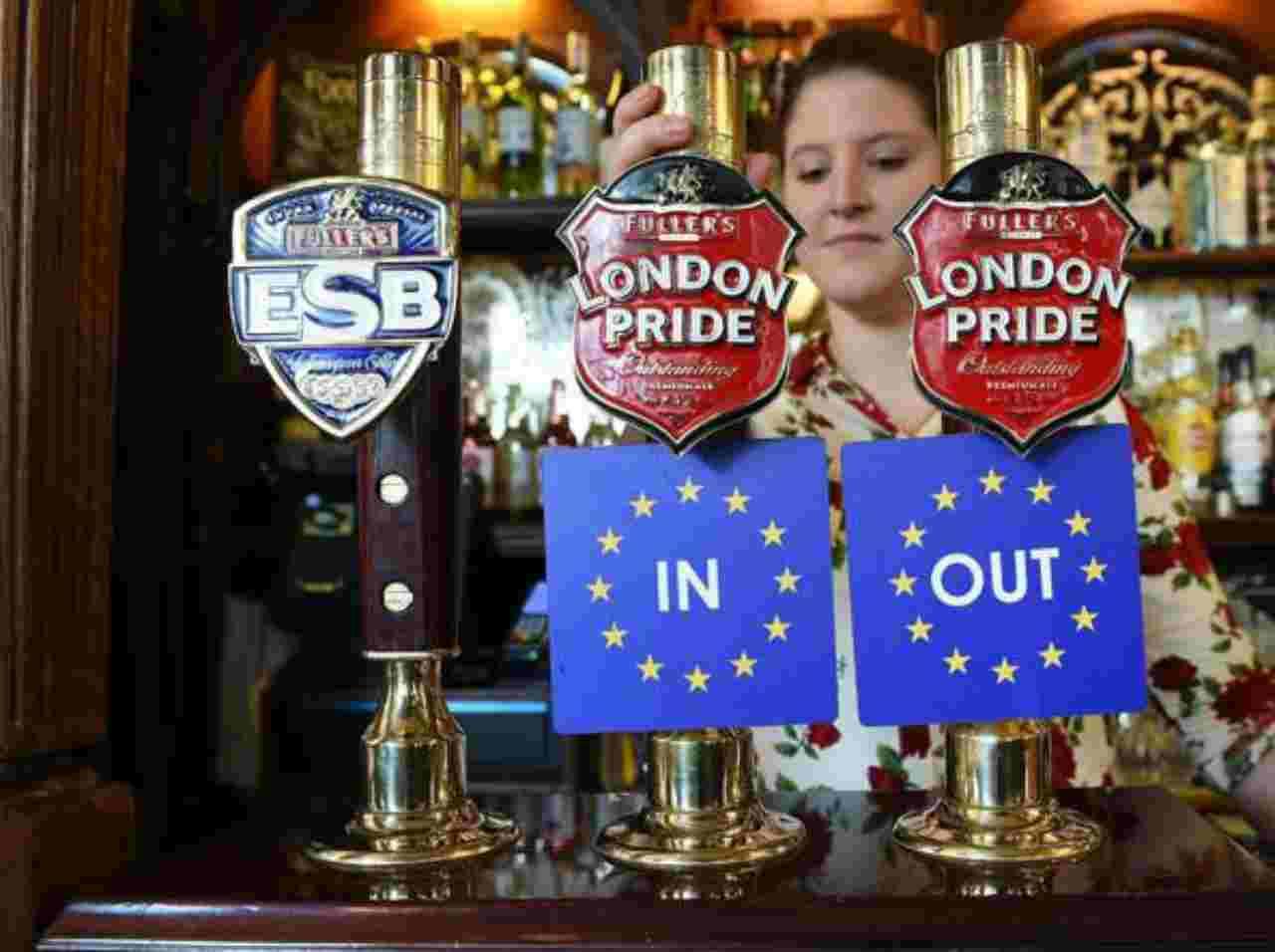 """Londra post Brexit diventa classista: """"se non sei di alto li"""