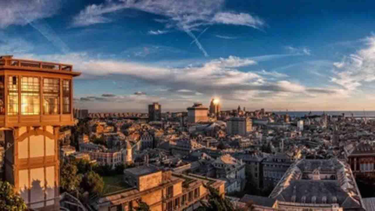 Meteo Genova domani lunedì 24 febbraio: cieli coperti