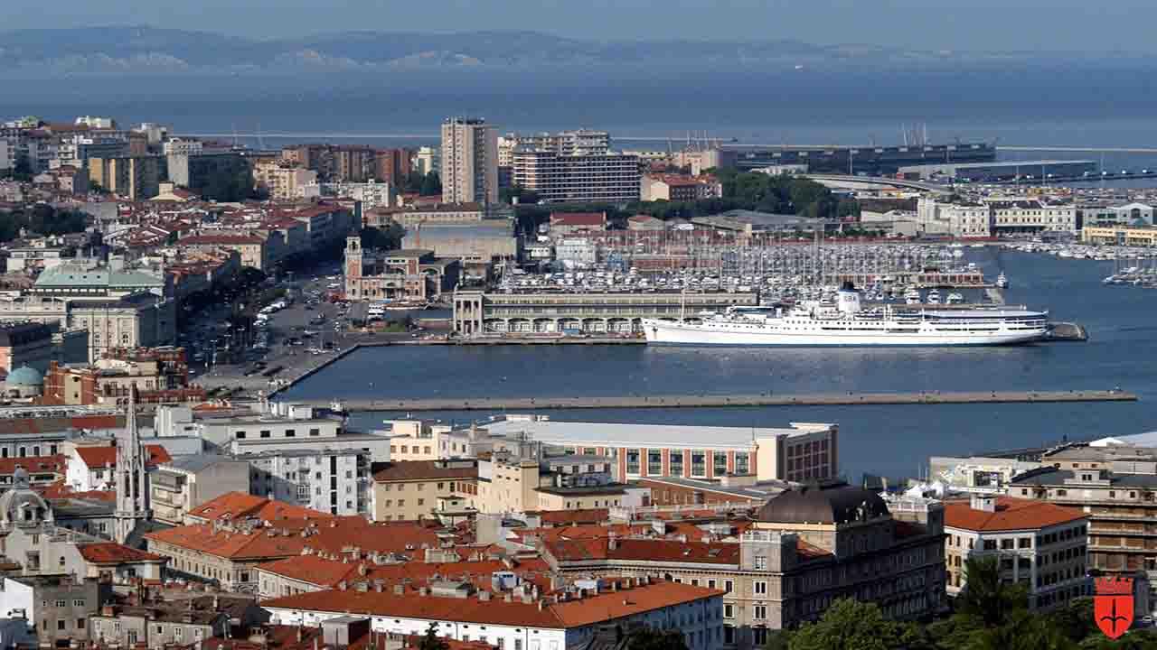 Meteo Trieste oggi lunedì 24 febbraio: nubi sparse