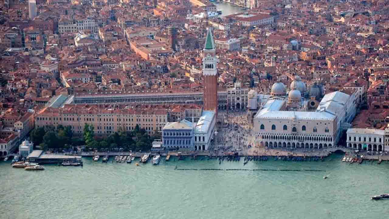 Meteo Venezia domani lunedì 24 febbraio: nubi di passaggio