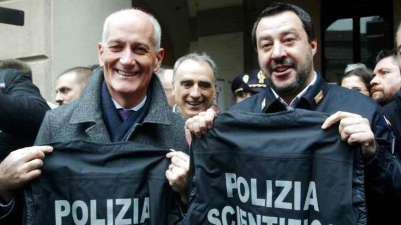 """""""Salvini, così usi lo sfintere di un altro"""". Un nemico? No,"""