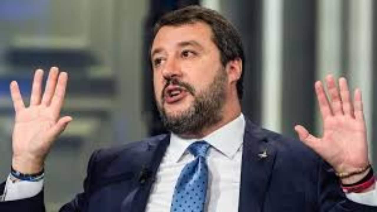 """Coronavirus, Salvini: """"Sostenere le imprese con blocco Iva,"""