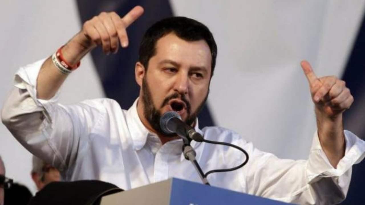 Salvini pronto alla guerra sull'età pensionabile