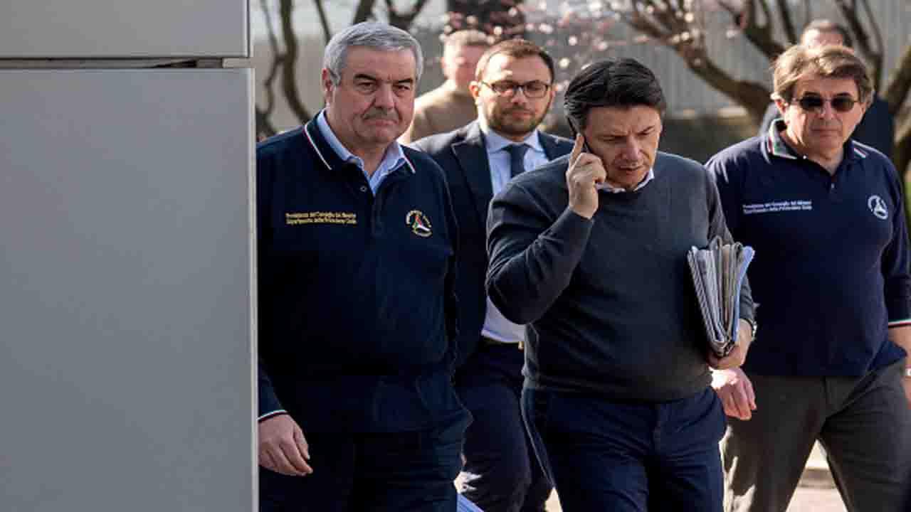 In Italia 283 contagi, Borrelli mantiene la calma: mi auguro