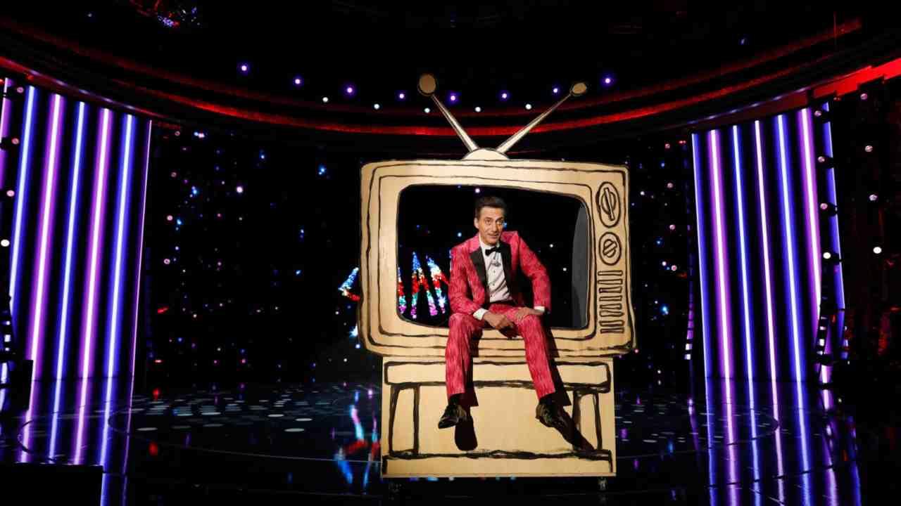 Skianto di Filippo Timi diventa show su Rai3. La clip