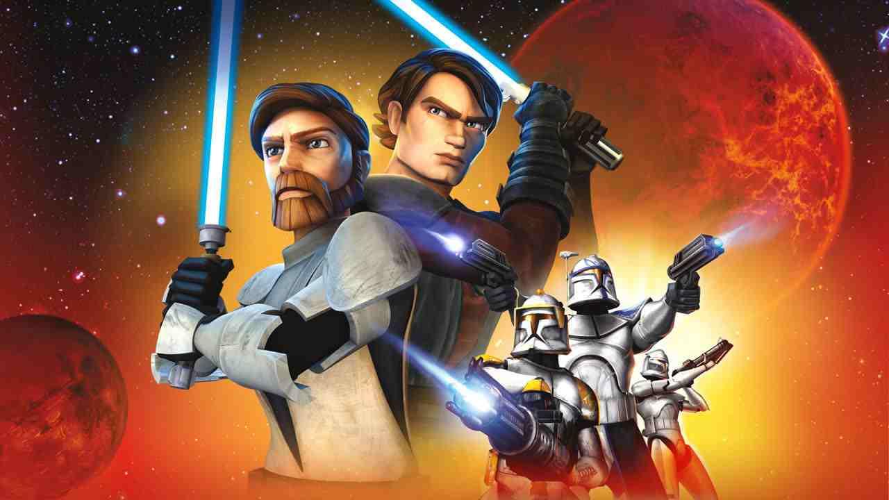 Star Wars: The Clone Wars | Nella nuova clip arriva la caval