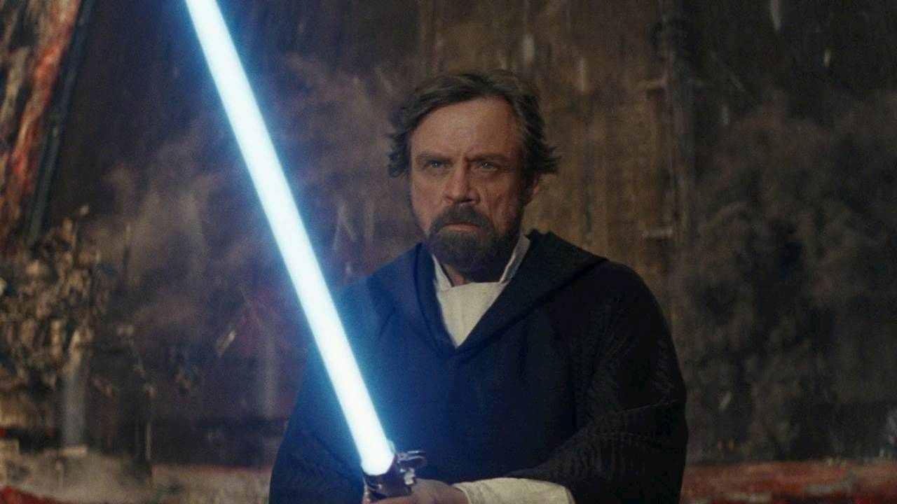 Star Wars | Il fumetto svela che Luke ha una spada gialla se