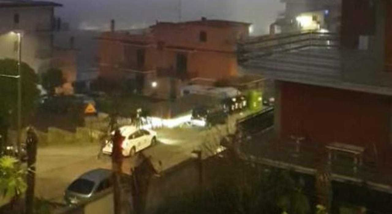 taxista aggredito a roma