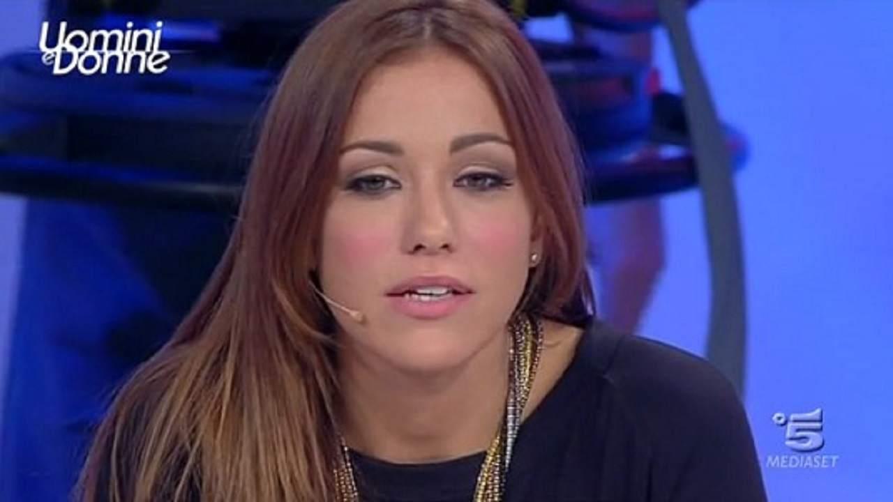 Teresanna Pugliese ha finto con Francesco Monte | Spinta a U