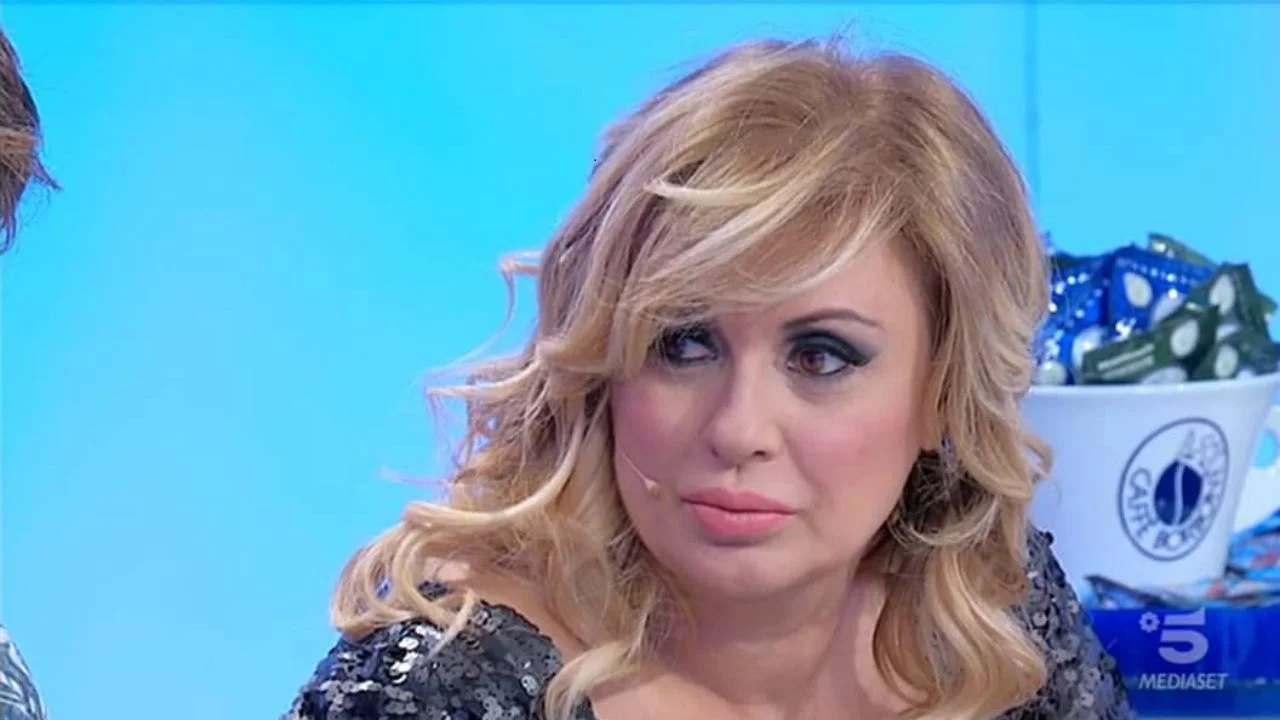 Tina Cipollari attacca Giovanna Abate