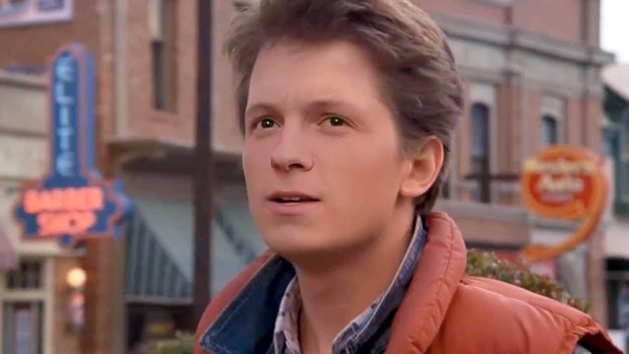 Ritorno al Futuro | Tom Holland dice no ad un remake