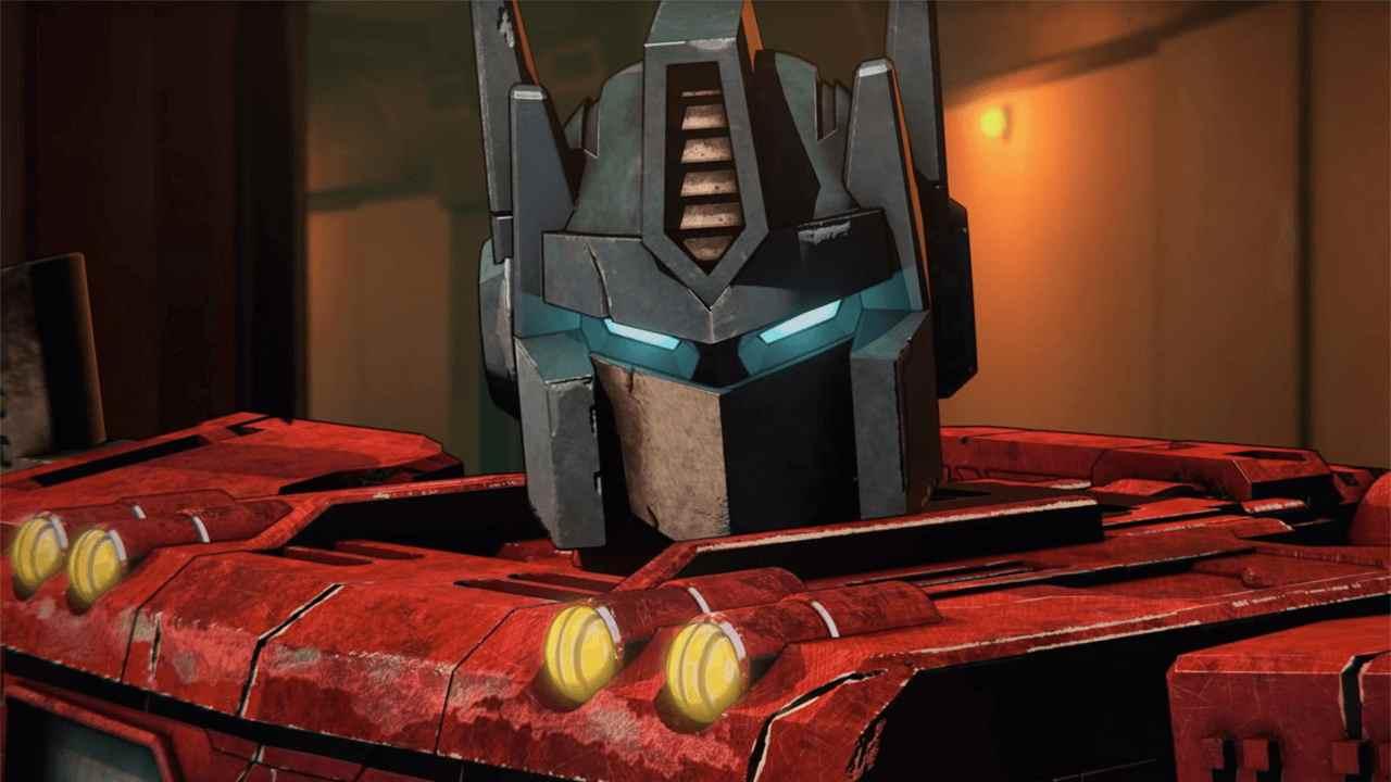 Transformers: War for Cybertron | Il trailer diffuso da Netf