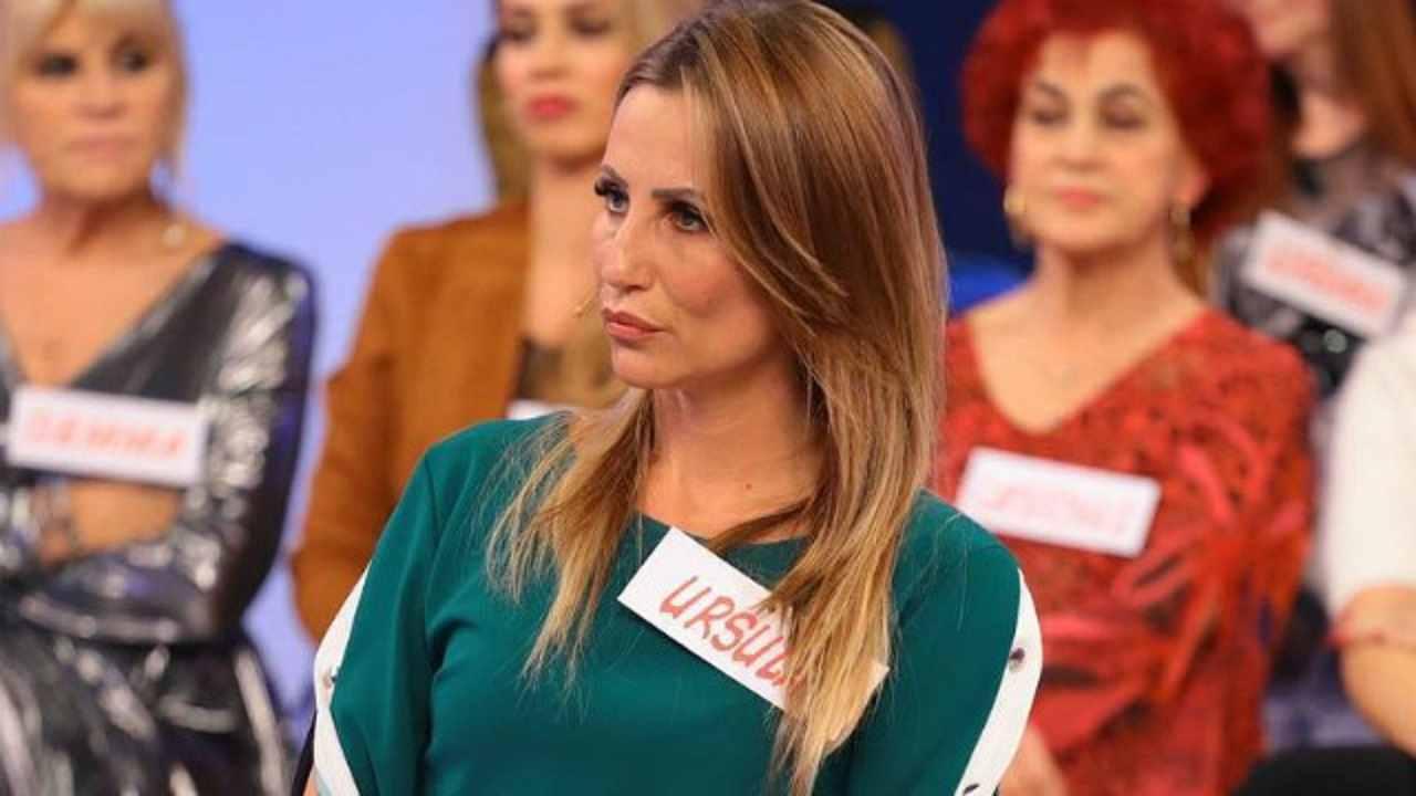 Ursula Bennardo si è liberata di Sossio   Di nuovo crisi nel