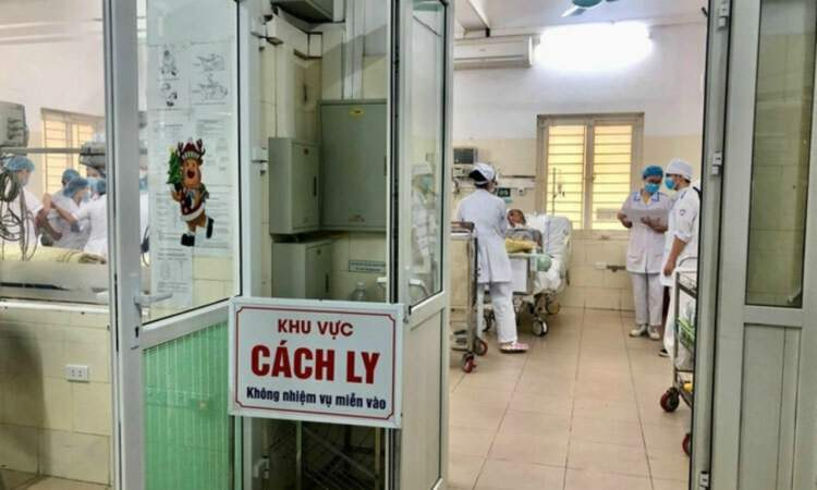 Coronavirus : un'intera città in quarantena in Vietnam