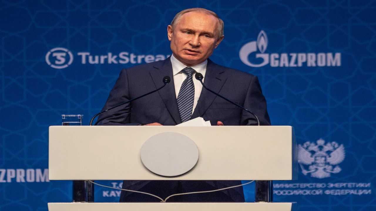 Putin: