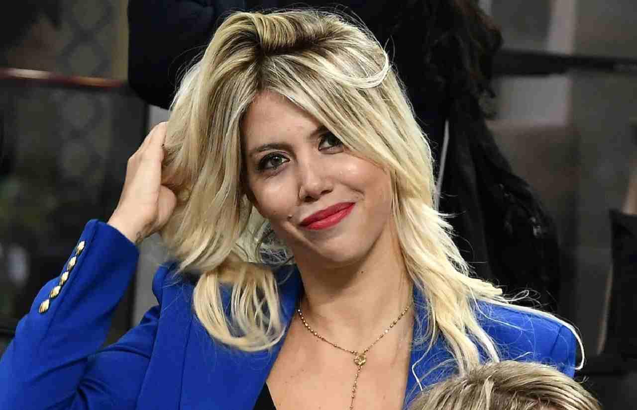 Modella a 5 anni: la figlia di Wanda Nara e Mauro Icardi deb