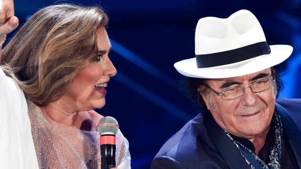 Albano E Romina Innamorati Come Un Tempo Pranzo Felice In Coppia