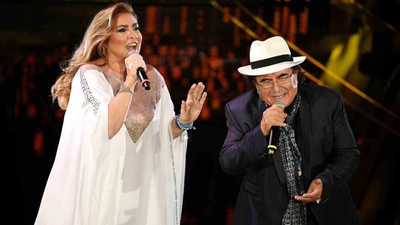 Albano Carrisi E Romina Power Sono La Luce Passione A Sanremo 2020