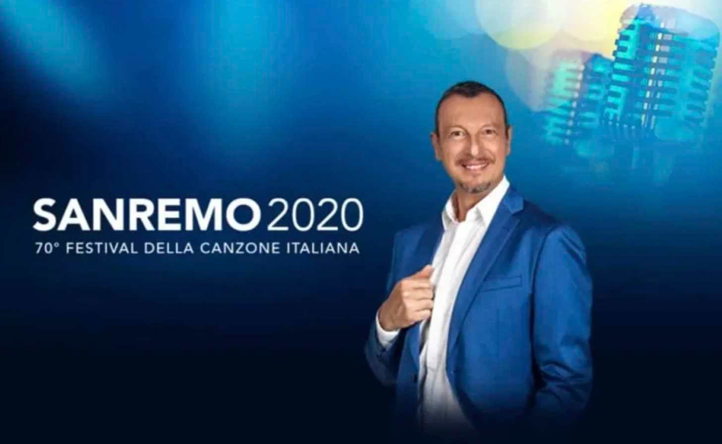 Stasera tv 8 febbraio   Raiuno   Festival di Sanremo