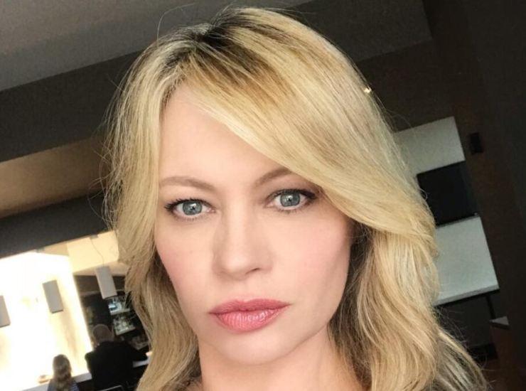 Anna Falchi chi e | carriera | vita privata dell attrice - meteoweek