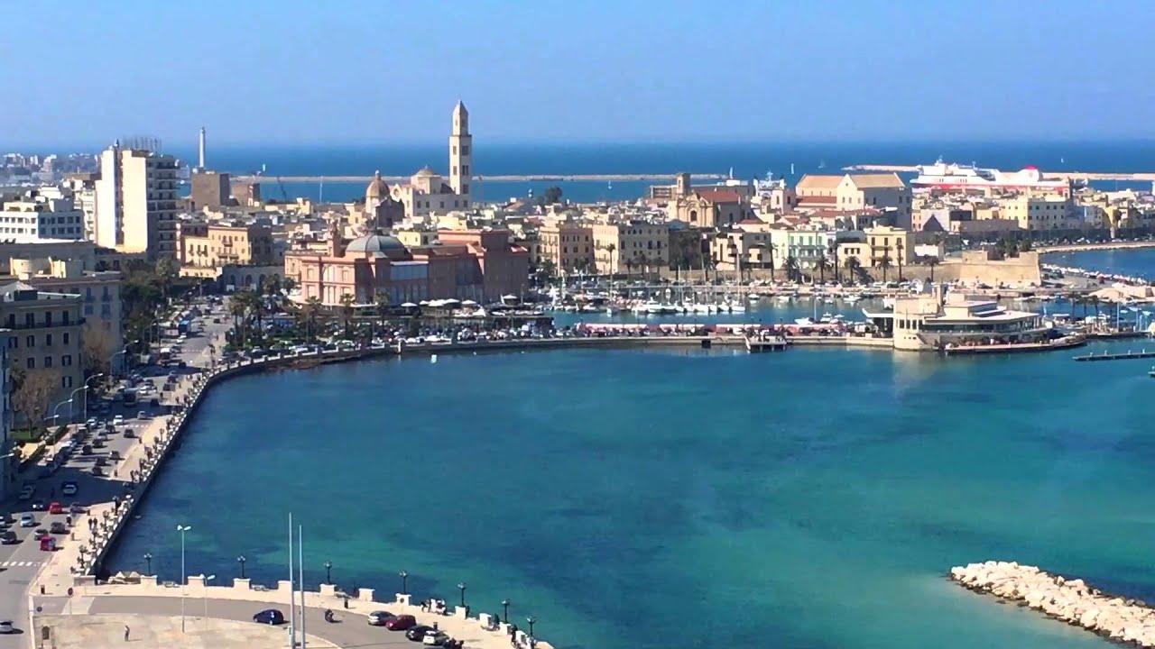 Meteo Bari domani mercoledì 19 febbraio: nubi sparse