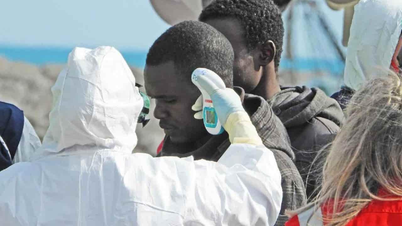 Pozzallo migranti coronavirus