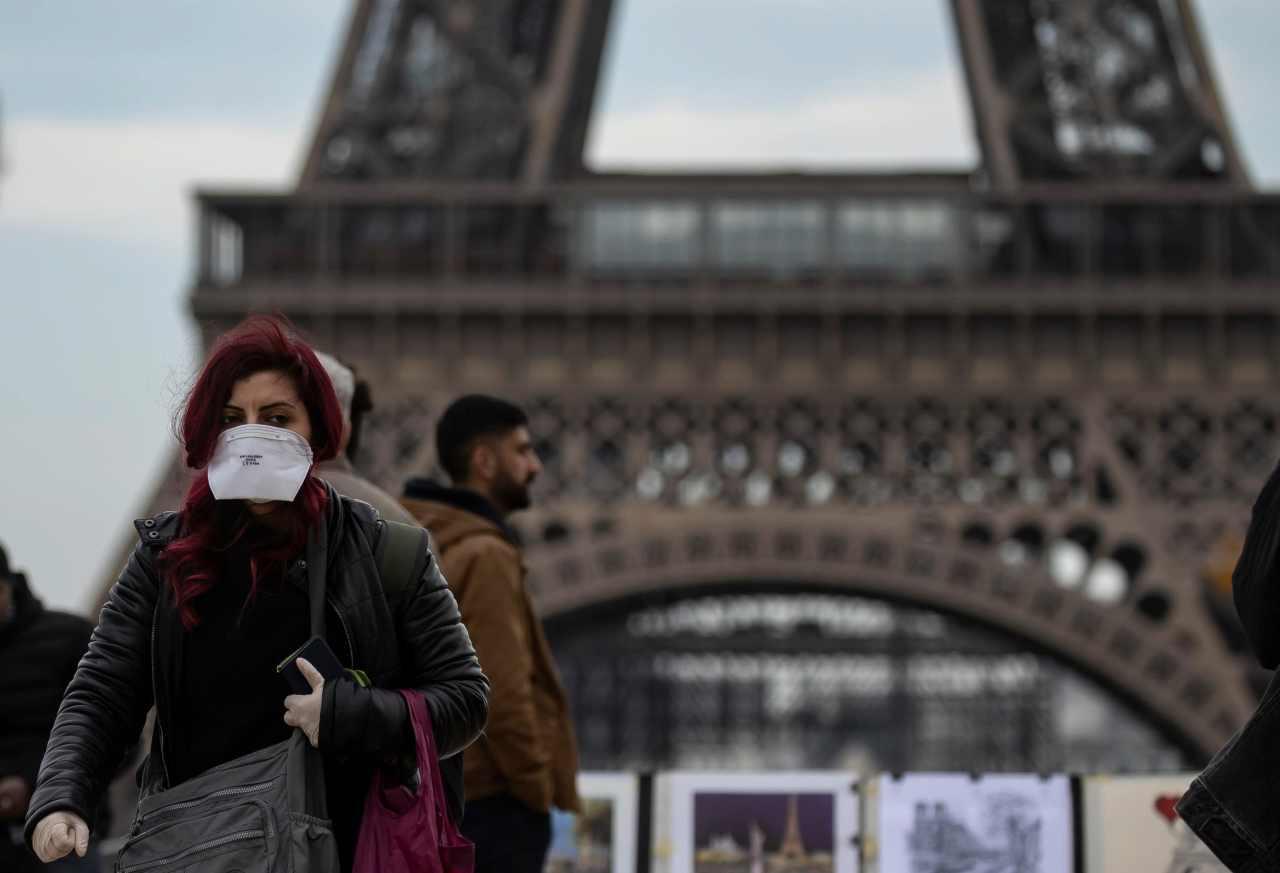 Coronavirus: un morto a Parigi, 3 nuovi casi e 17 totali