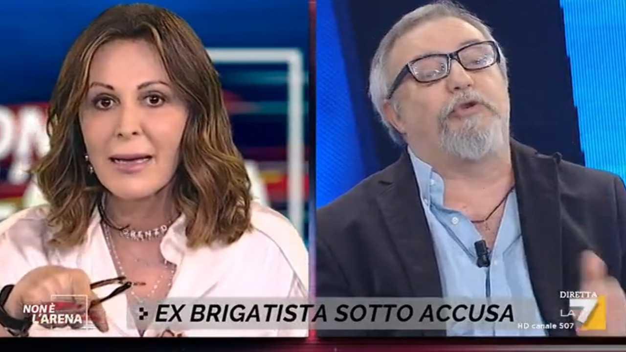"""Raimondo Etro: """"Meglio avere le mani sporche di sangue"""", shock a La7"""