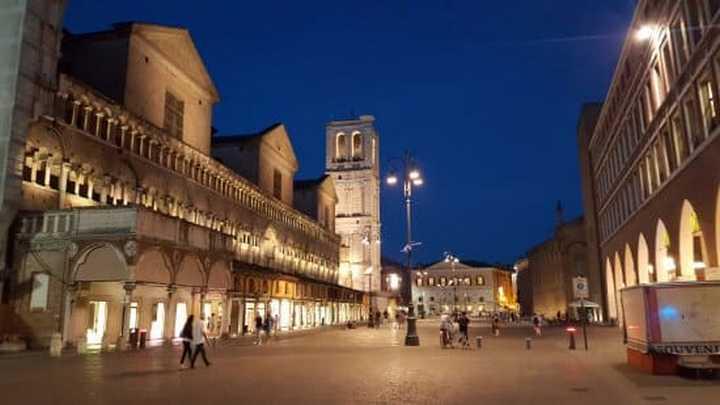 Meteo Ferrara oggi venerdì 14 febbraio |  cieli sereni