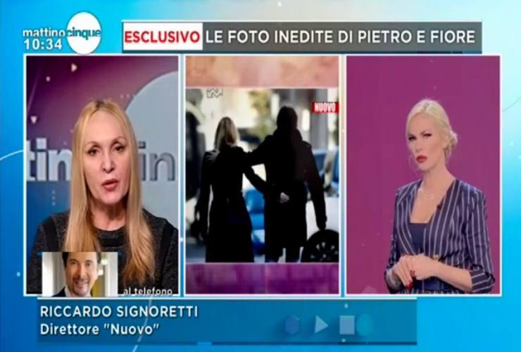 Pietro Delle Piane figlio dell'attore Carlo Delle Piane? Arriva la smentita